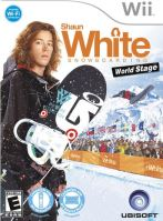 Nintendo Wii Shaun White - Snowboarding World Stage