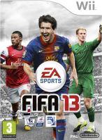 Nintendo Wii FIFA 13 2013 (DE)
