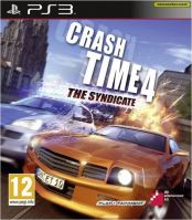 PS3 Cobra 11, Crash Time 4 The Syndicate