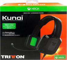 [PS4 | XBOX ONE | PC] Tritton Kunai Stereo Headset Drôtové 3,5mm Jack (Nové)
