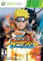 Xbox 360 Naruto Ultimate Ninja Storm Generations