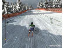 PS2 Alpine Ski Racing 2007