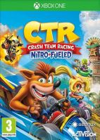 Xbox One Crash Team Racing: Nitro Fueled (nová)