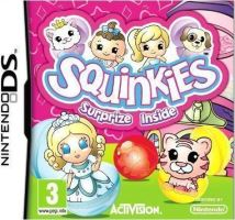 Nintendo DS Squinkies Surpriz Inside