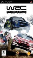 PSP WRC FIA World Rally Championship