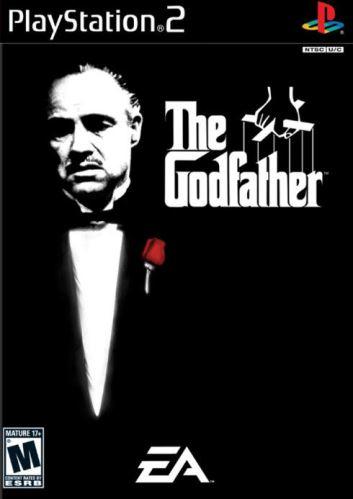 PS2 Kmotr The Godfather (DE)