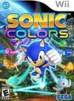 Nintendo Wii Sonic Colors