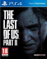 PS4 The Last of Us Part II (CZ) (nová)
