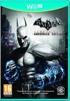 Nintendo Wii U Batman Arkham City: Armoured Edition