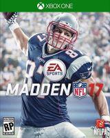 Xbox One Madden NFL 17 2017