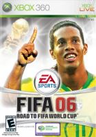 Xbox 360 FIFA 06: Road to FIFA World Cup