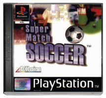 PSX PS1 Super Match Soccer