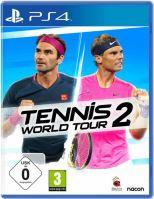 PS4 Tennis World Tour 2 (nová)