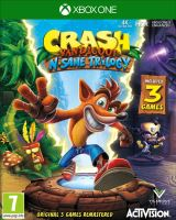 Xbox One Crash Bandicoot N. Sane Trilogy (nová)