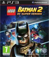 PS3 Lego Batman 2 DC Super Heroes (nová)