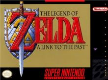 Nintendo SNES The Legend of Zelda: A Link to the Past
