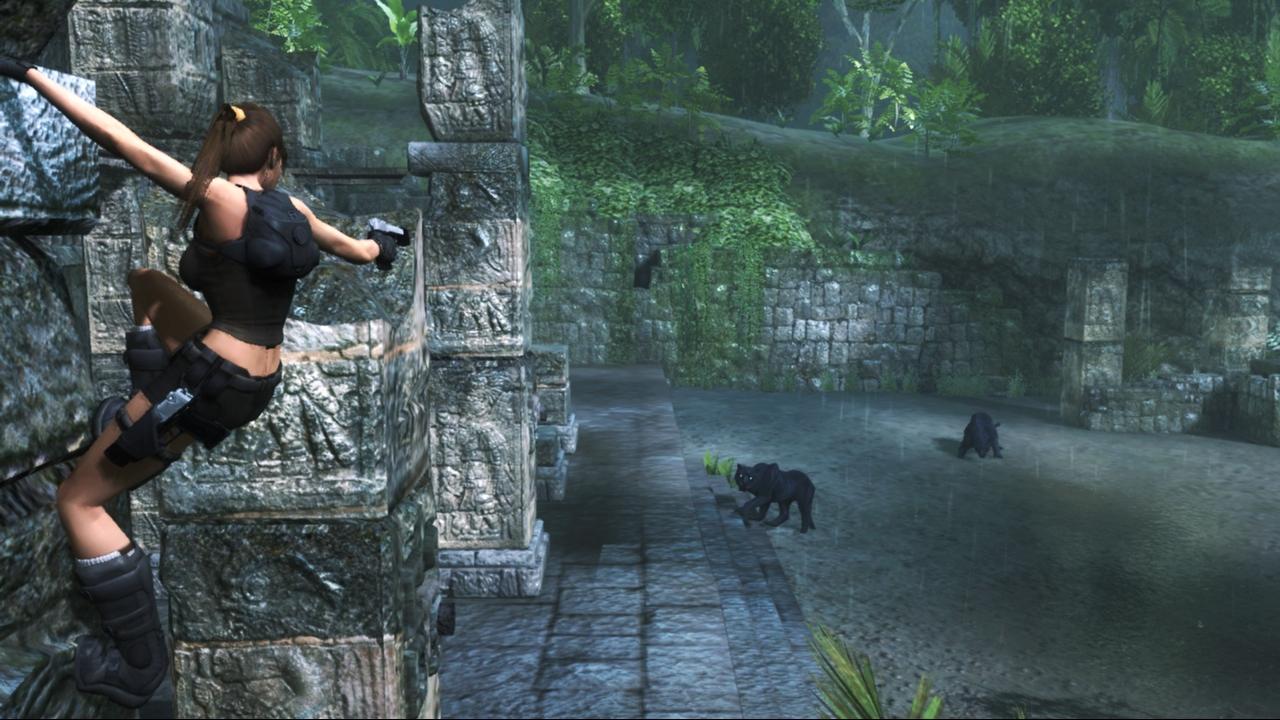 Nintendo Wii Tomb Raider Underworld