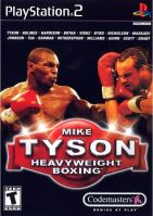 PS2 Mike Tyson Heavyweight Boxing