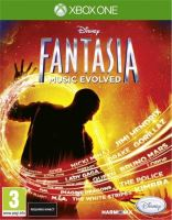 Xbox One Kinect Disney Fantasia Music Evolved (nová)