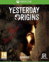 Xbox One Yesterday Origins (nová)