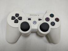 [PS3] Bezdrôtový Ovládač Sony Dualshock - biely (estetická vada + žltkastý)