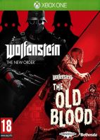 Xbox One Wolfenstein: The New Order + The Old Blood (nová)