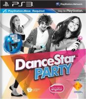PS3 Dancestar Party (nová)