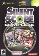 Xbox Silent Scope: Complete (NTSC)