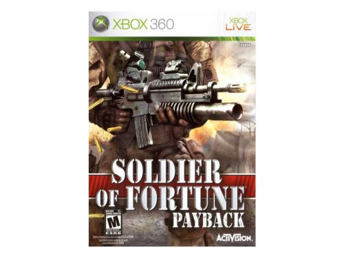 Xbox 360 Soldier Of Fortune Payback