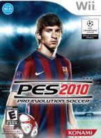 Nintendo Wii PES 10 Pro Evolution Soccer 2010 (DE)