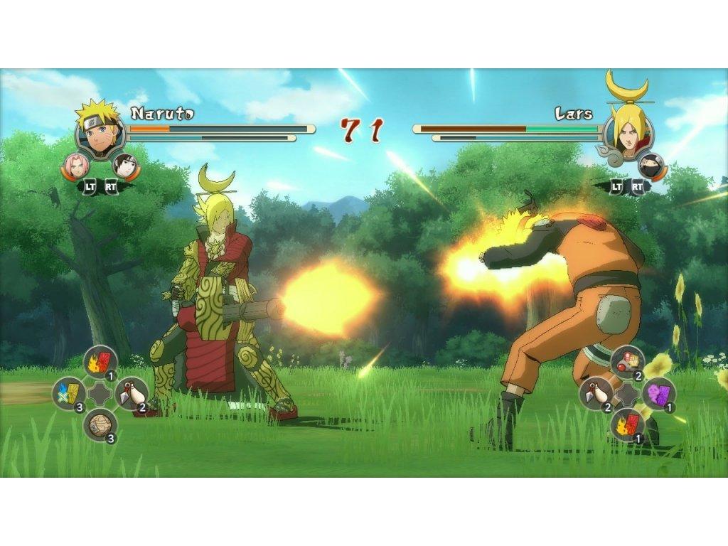 PS3 Naruto Ultimate Ninja Storm 2