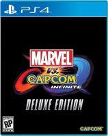 PS4 Marvel vs. Capcom: Infinite (nová)