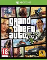 Xbox One GTA 5 Grand Theft Auto V