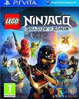 PS Vita Lego Ninjago Shadow of Ronin (nová)