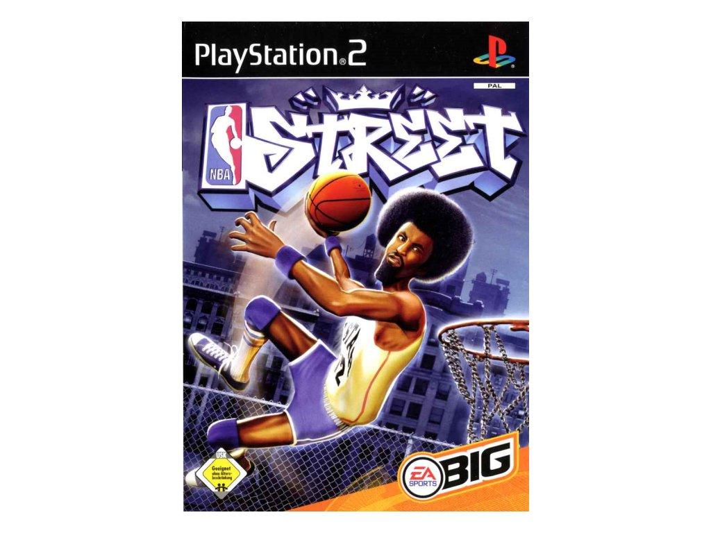 PS2 NBA Street
