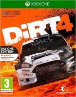 Xbox One Dirt 4 (nová)