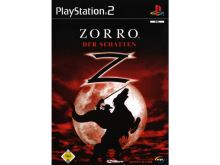 PS2 The Shadow of Zorro