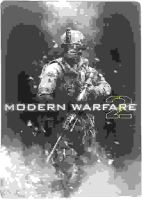 Steelbook - Xbox 360 Call Of Duty Modern Warfare 2 (estetická vada)