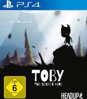 PS4 Toby The Secret Mine (nová)