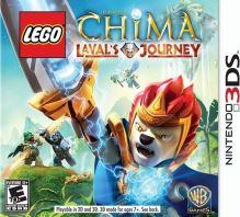 Nintendo 3DS Lego Legends of Chima: Lavals Journey (nová)