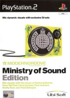 PS2 Moderngroove Ministry Of Sound Edition