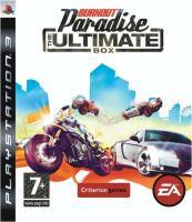 PS3 Burnout Paradise The Ultimate Box (DE)