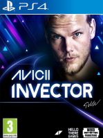 PS4 AVICII Invector (nová)