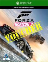 Voucher Xbox One Forza Horizon 3