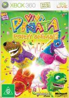 Xbox 360 Viva Piňata Party Animals