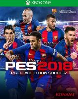 Xbox One PES 18 Pro Evolution Soccer 2018