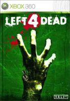 Xbox 360 Left 4 Dead (bez obalu)
