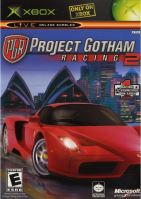 Xbox PGR Project Gotham Racing 2