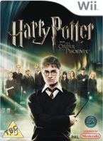 Nintendo Wii Harry Potter A Fénixov Rád (Harry Potter And The Order Of The Phoenix) (DE)