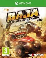 Xbox One Baja Edge of Control HD